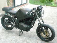 Australian Cafe Racers - Blog - Suzuki GS500 Custom- Free KustomCycles