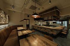 Gonpachi restaurant by GLOBAL-DINING, Tokyo – Japan » Retail Design Blog