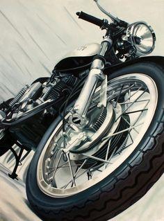 Vintage Ducati.