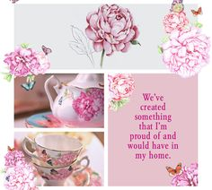 Miranda Kerr Collection, Teacup & Saucers, Plates & Cake Stands - Official Royal Albert Site