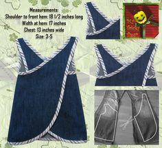 DIY Denim Fashion For Kids Jeans Remix