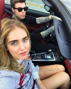 Chiara Ferragni, enamorada del rapero Fedez