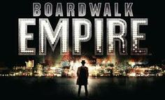 """BoardWalk Empire~~""""Atlantic City, 1920--When alcohol was outlawed, outlaws became kings"""", """"You can't be half a ganster""""..."""