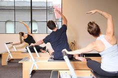 5 Reasons why you should do Reformer Pilates
