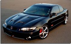 This is a Pontiac Grand Prix GTP of the same era.