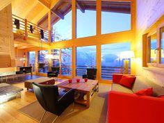 Wunderschönes und modernes Luxuschalet Caudalie in der Schweiz. #Wandern #Berge #Panorama #Ferienhaus #Ferienwohnung #travel #holidays #imUrlaubwiezuhausefühlen