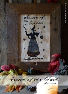 Season of the Witch - E-Muster