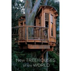 new treehouses of the world | pete nelson