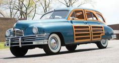 1950 Packard Eight - Station Sedan