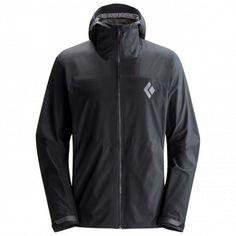 Black Diamond Liquid Point Shell Jacket – Men's - Top-Trends Snowboard Style, Sport Nature, The North Face, Black Ski Jacket, Snowboarding Men, Mens Skis, Gore Tex Jacket, Packable Jacket, Jackets Online