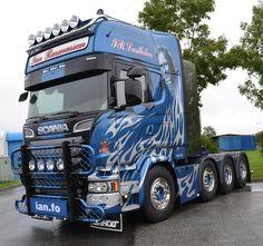 Scania R730 8x4/8
