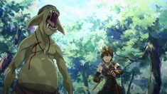 Although most RPG-themed anime tend to be overly formulaic, Hai to Gensou no Grimgar throws the entire genre for a loop -- in a good way. Grimgar, Illusions, Creatures, Romance, Princess Zelda, Fantasy, Manga, Film, Anime