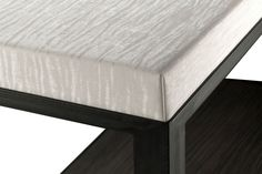 Innovations Pecos in Snow on Desiron furniture #innovations #desiron #fauxleather