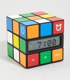 Rubik despertador