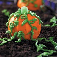The Great Pumpkin Cakes