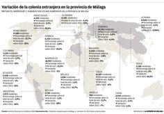 Fuga de extranjeros en la Costa del Sol - La Opinión de Málaga