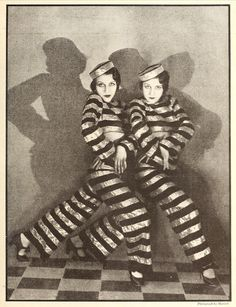 The Dodge Sisters 1930 by CharmaineZoe on Flickr.