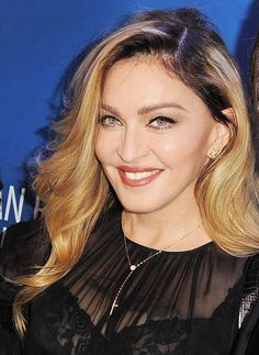 Madonna is magnificent! We love Madonna because of her fabulous brow! Madonna's brows are very natural-looking and have great color! Madonna 2016, Celebrity Eyebrows, Madonna Pictures, Madonna Music, Bae, Olivia Newton John, Princesa Diana, Music Icon, Italian Beauty