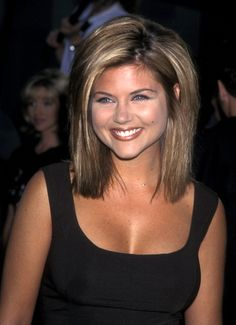 Tiffani Thiessen at the Premiere of 'Can't Hardly Wait' Mann's Chinese Theatre Hollywood