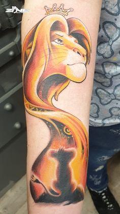Disney Tattoos, Disney Tattoo Design, Piercing Tattoo, Piercings, Tribal Tattoos, Hand Tattoos, Tatoos, Style Disney, Disney Art