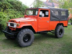 45 Series Land Cruiser