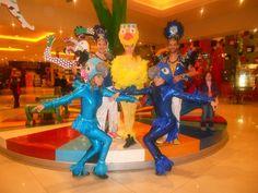 Baile infantil de rio la pelicula buscar con google vestuario