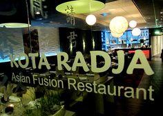 Kota Radja, Melkmarkt Zwolle. Van traditioneel Chinees restaurant nu prachtig ingericht en overgegaan naar sushi en asian fusion restaurant. Echte aanrader!