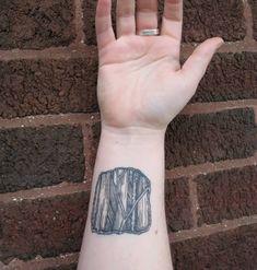 13 Creepiest Anatomical Tattoos (strange tattoos) - ODDEE