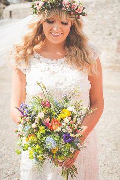 hippie bridal