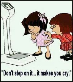 Don't step on it - it makes you cry!