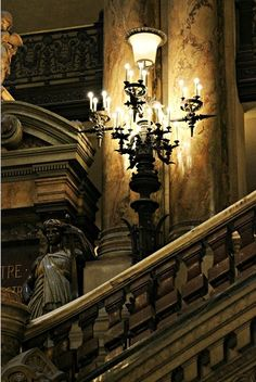 Paris Opéra interior