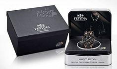 Nasz świeżutki nabytek - zegarek z limitowanej edycji Festina Tour de France Chrono Bike model 16776/1! Nie możemy od niego oderwać oczu, ale w ostateczności chętnie się nim podzielimy z prawdziwym znawcą czasomierzy. Zobacz i sprawdź sam, czy potrafisz mu się oprzeć: http://www.brawat.pl/zegarek-meski-festina-16776-1-limited-edition