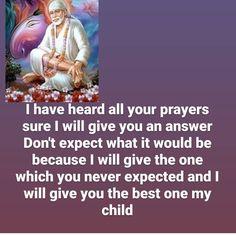 Sai Baba Pictures, God Pictures, Sai Baba Miracles, Shirdi Sai Baba Wallpapers, Sai Baba Quotes, Sathya Sai Baba, Baba Image, Om Sai Ram, Peaceful Life