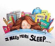 #sleep #school #no #nomore #student #read #study #Тєєnαgєяs.
