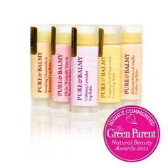 lip balm-totally natural. I love this!!!!