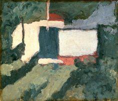 Giorgio Morandi (Italian, 1890–1964) Landscape (Paesaggio), 1962 https://www.artexperiencenyc.com/social_login/?