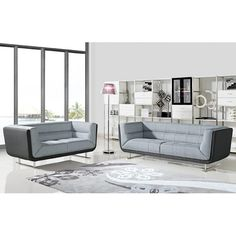 Found it at AllModern - Sarah Sofa and Loveseat Set