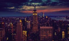 The skyline of New York City is a monument of splendour by @U20Something | newyork newyorkcity newyorkcityfeelings nyc brooklyn queens the bronx staten island manhattan @lingkingman @ellistuesday @BastienGchr @Parccy