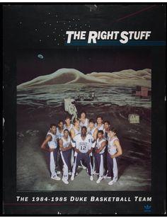 The Right Stuff, Duke Basketball, Movie Posters, Movies, Films, Film Poster, Cinema, Movie, Film