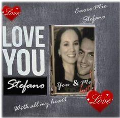 I LOVE YOU STEFANO PRINO <3 I LOVE YOUUUUUU ALL <3 WITH ALL MY HEART <3 TUA ELIZABETH PRINO <3