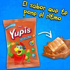 #YupisCaramelo le pone ritmo y sabor a tu boca   #Yupis  #snacks #rico #comida #food #foodporn #Recipe #Picar #Yum #Healthy #Yummi #Lonchera #delicious #Yupi