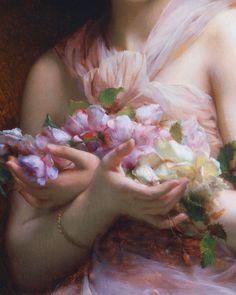 vinterkosmos: FlowersEtienne Adolphe Piot (1850-1910)