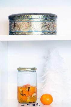 TiiPii, joulukalenteri, DIY, yleispuhdistusaine