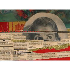 #collage #papercollage #analogcollage #paperart #vintagepaper
