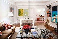 Inspirações para salas de estar