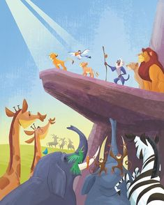 """Get working on your roar with this Soundtrack Series storybook. Sing and read along to """"I Just Can't Wait it be King"""" with the CD… Simba Disney, Old Disney, Disney Lion King, Disney And Dreamworks, Disney Art, Nala Lion King, Lion King Simba's Pride, Lion King Fan Art, Simba And Nala"""