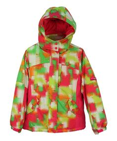 Loving this Pink Glo 3-in-1 System Coat - Girls on #zulily! #zulilyfinds