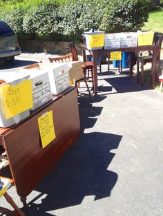 How To Have A Successful Garage Sale   She Offers Some Pointers On How She  Advertised, Priced And Set Up Items For Sale. Craigslist.org And Listinu2026