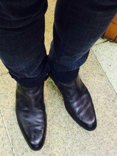 ベルルッティ Perforations  http://doublesole.com/shoes/102