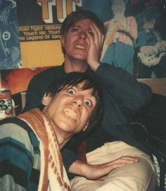 Iggy Pop / David Bowie